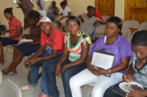 Health Initiative in Haiti starts with trained Homeopathic Communitaires