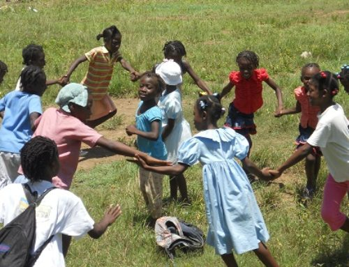 An Unexpected Lesson Learned in Haiti
