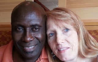 Founders of Return 2 Haiti, Pierre and Cindy Balthazar